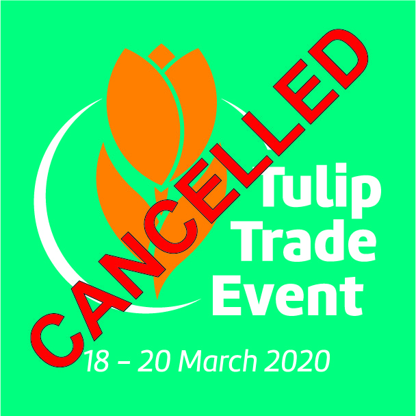 Tulip Trade Event 2020 AFGELAST!