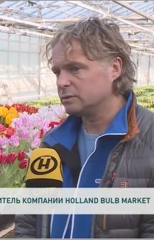 CEO Joris v/d Velden Interview